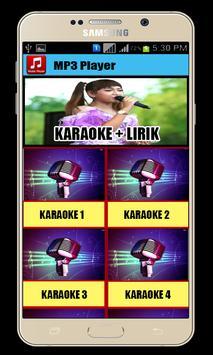 Karaoke + Lirik Jihan Audy screenshot 4