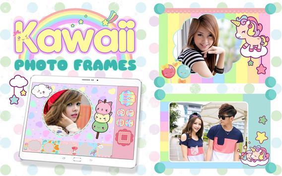 Editor de Fotos Kawaii ➯ Molduras para Fotos imagem de tela 9