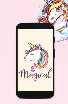 Kawaii Unicorn Wallpapers HD | Best Pony Horse screenshot 3