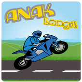 Traffic Bike Anak Langit icon