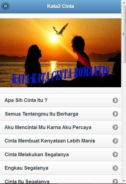 Kata2 Cinta For Android Apk Download