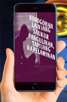 Kata - Kata Bijak Bahasa Sunda Terbaru poster