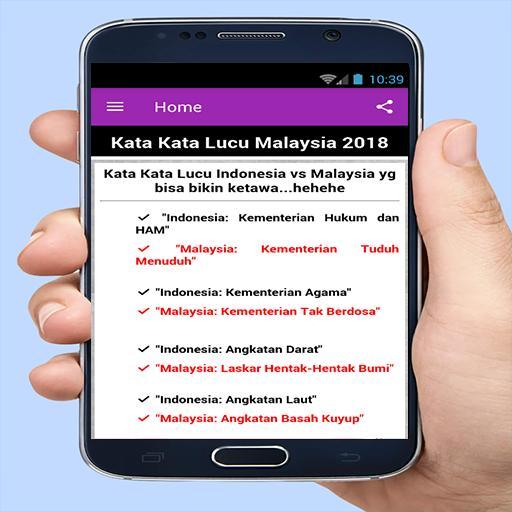 Kata Kata Lucu Malaysia 2018 Für Android Apk Herunterladen