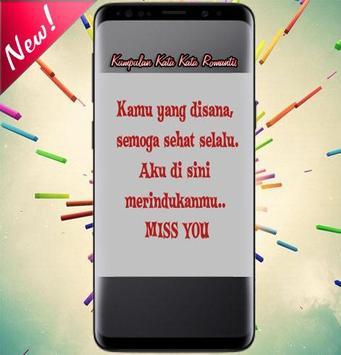 Kata-Kata Romantis Buat Pacar yg Jauh screenshot 3
