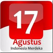 Kata Ucapan Hari Kemerdekaan Indonesia 1945 icon