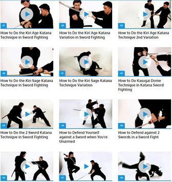Katana Sword Fighting apk screenshot