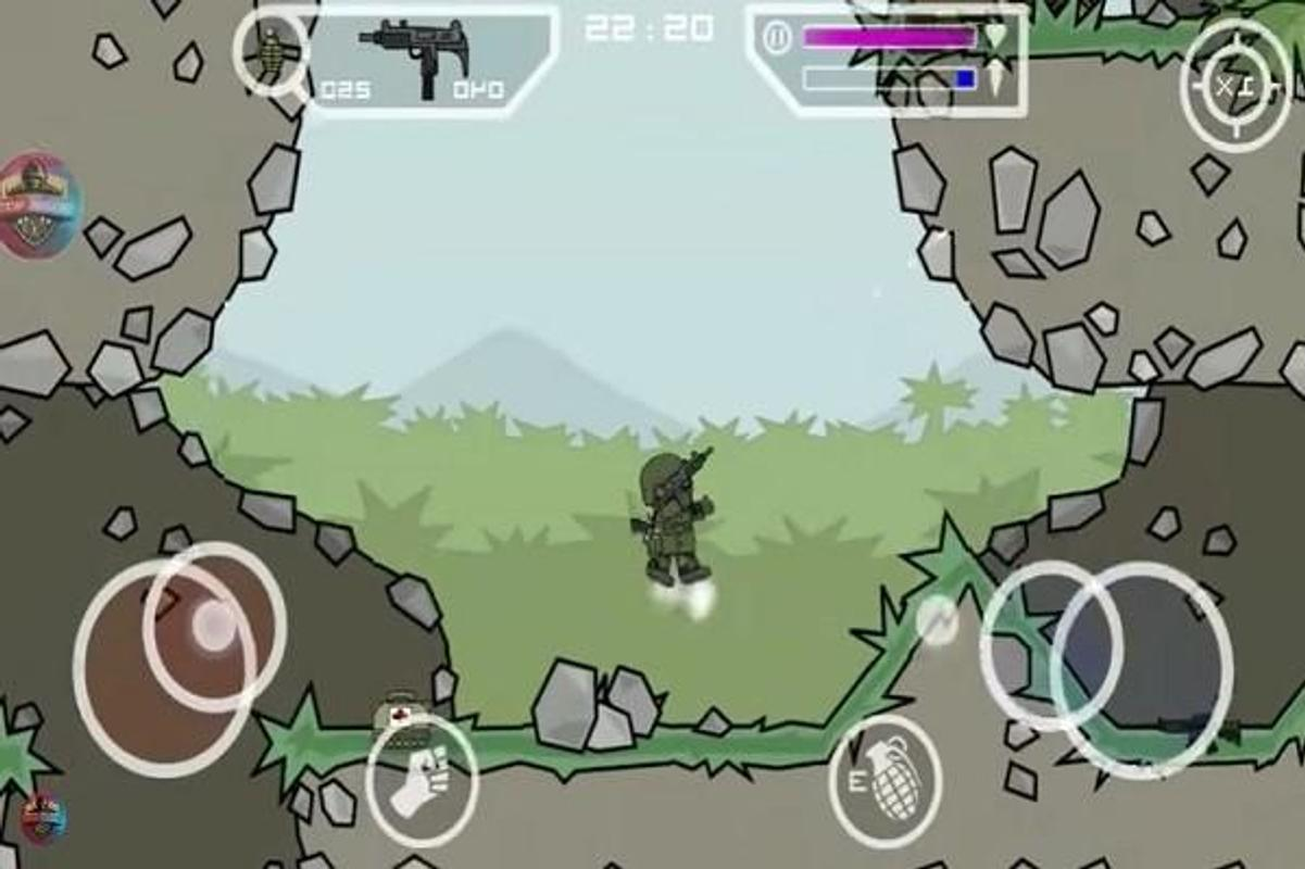 Game Doodle Army 2 Mini Militia Cheats For Android Apk Download
