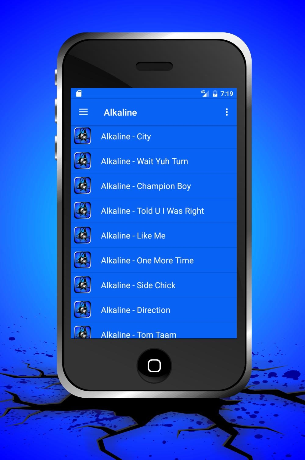 Alkaline - CITY Songs for Android - APK Download