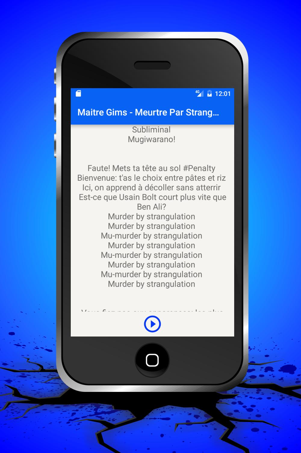 Maitre Gims Tout Donner For Android Apk Download