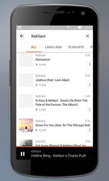 Kehlani All Songs apk screenshot