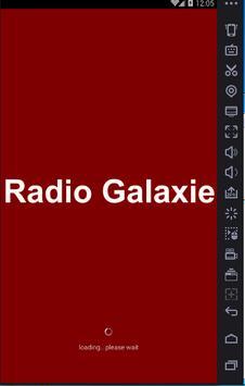 Radio Galaxie Haiti poster