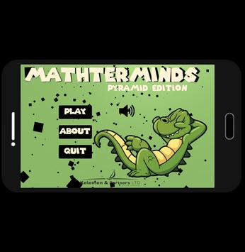 MathterMinds - Pyramid Edition poster