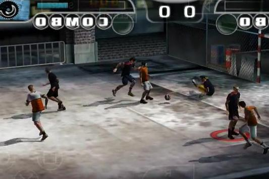 Tips FIFA Street 2 New screenshot 5