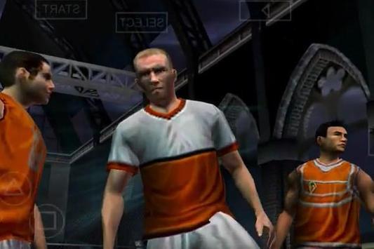 Tips FIFA Street 2 New poster