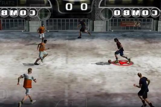 Tips FIFA Street 2 New screenshot 3