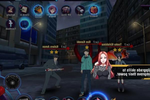 tokyo ghoul dark war mod apk v1.1.8