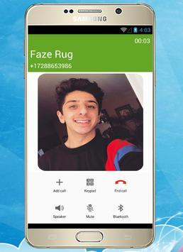 A call From Faze Rug Prank poster