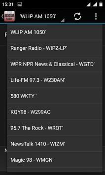 Kenosha Radio apk screenshot