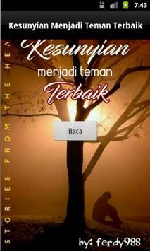 Kesunyian Menjadi Teman Terbaik    KASKUS SFTH poster