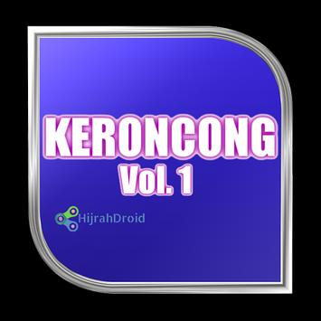 Keroncong - Vol.1 (MP3) poster