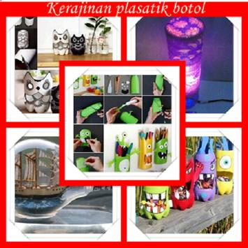 Crafts Plastic Bottles poster
