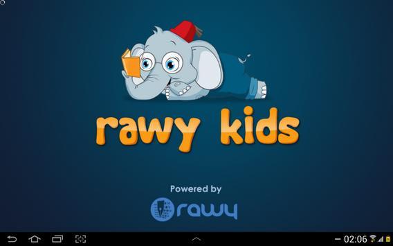 Rawy Kids poster