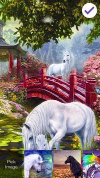 Beloved Unicorn Screen Lock apk screenshot
