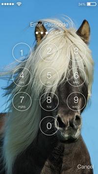 Pony Sensitive Screen Lock apk screenshot