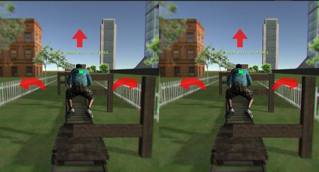 Rail Man VR poster