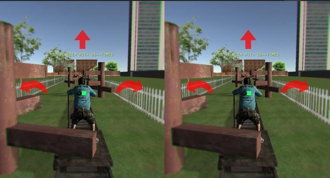 Rail Man VR apk screenshot