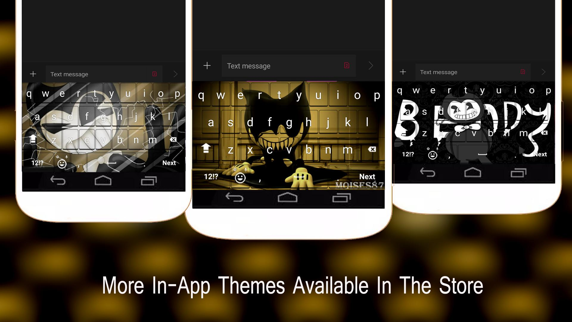 Keyboard Bendy Ink Machine For Android Apk Download