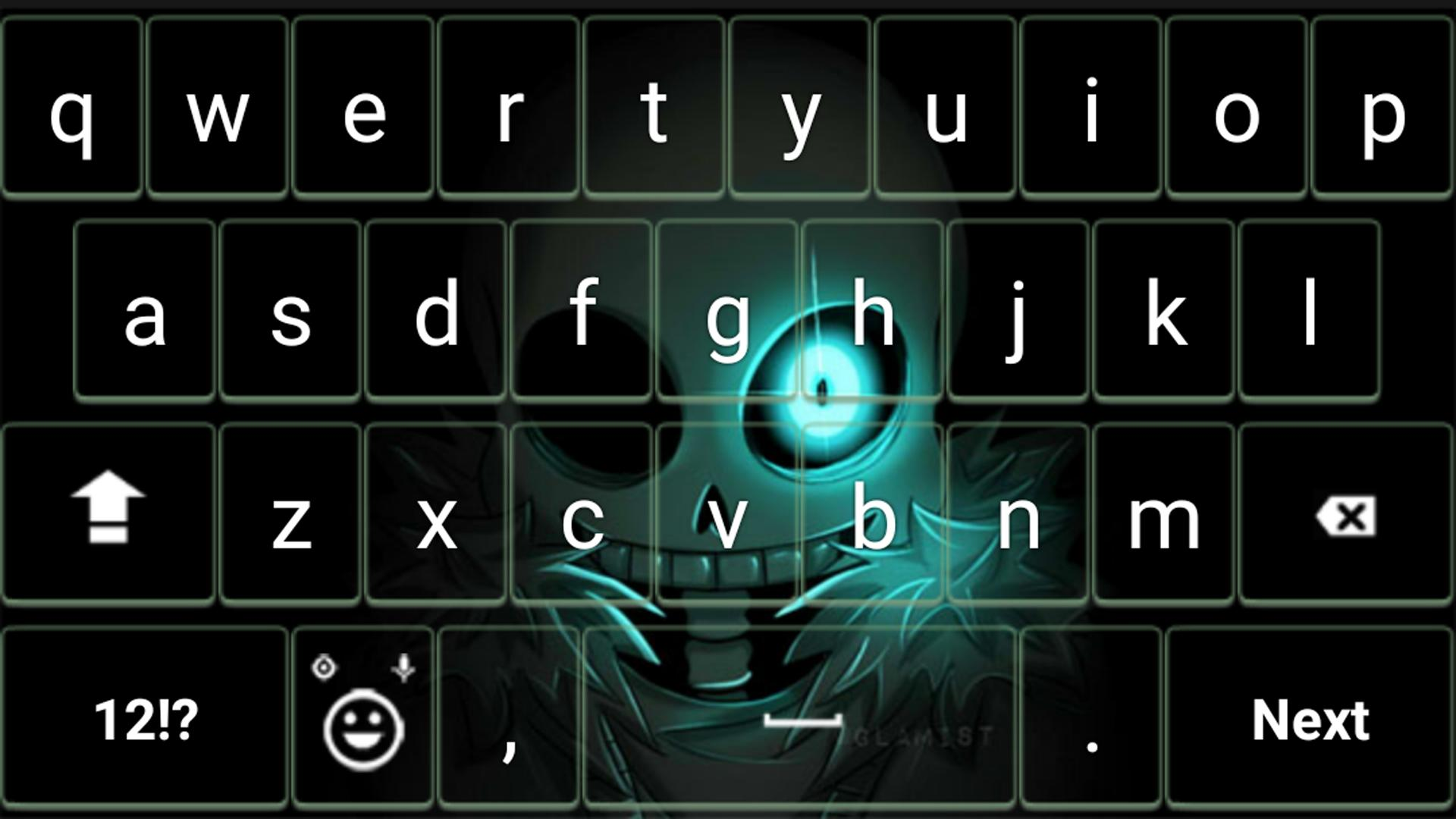 Keyboard For Sans Undertale For Android Apk Download