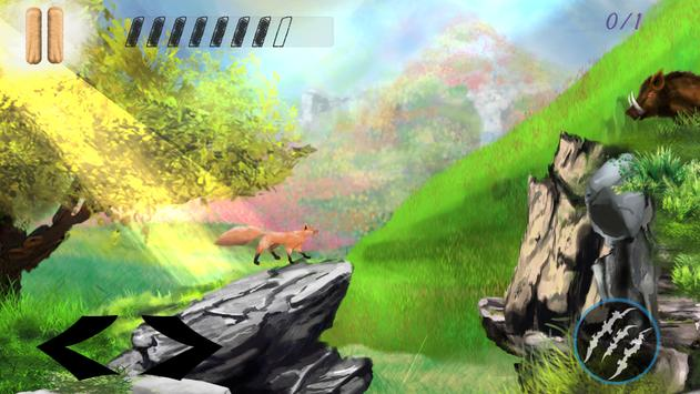 Fox the Story: Two souls apk screenshot