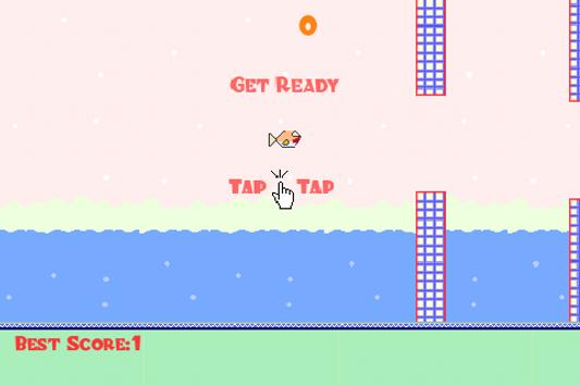 Jump Fish apk screenshot