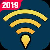 WiFi Extract كشف الواى فاى icon