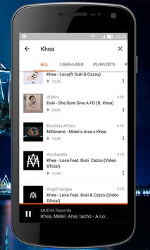 Khea Todas las canciones screenshot 1