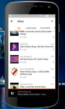 Khea Todas las canciones screenshot 2