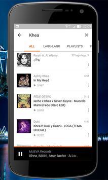 Khea Todas las canciones screenshot 4