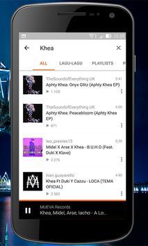 Khea Todas las canciones screenshot 5