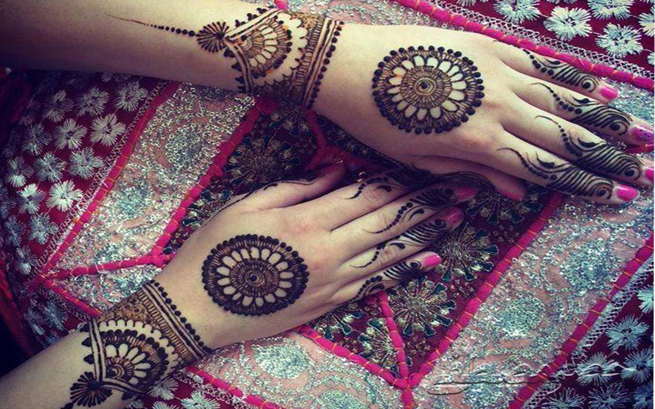 Eid Mehndi Design Pakistani Indian Bridal Arabic For