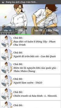 Van Mau ( Văn Mẫu - Văn Học Cấp 3 ) screenshot 3