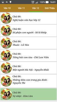 Van Mau ( Văn Mẫu - Văn Học Cấp 3 ) screenshot 7
