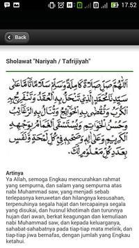 Fadhilah Amalan Sholawat screenshot 3