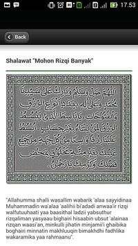 Fadhilah Amalan Sholawat screenshot 4
