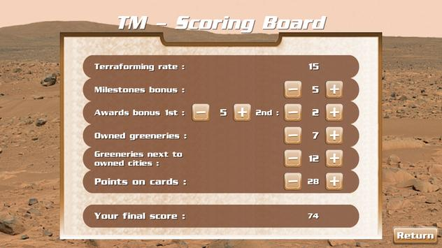 TM - Player Board Free screenshot 8