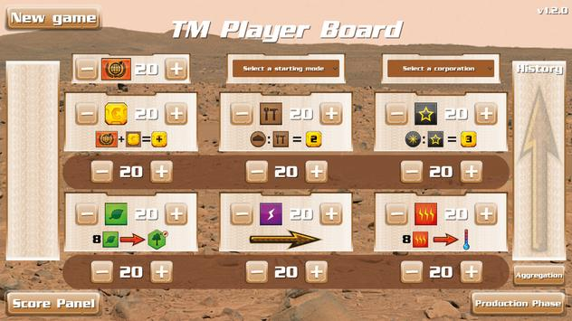 TM - Player Board Free screenshot 3