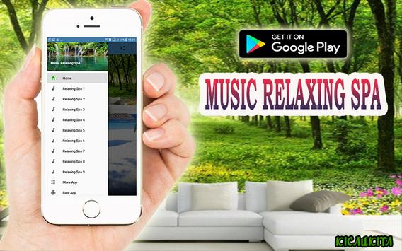 Music Relaxing Spa poster