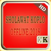 Sholawat Koplo Offline 2018 icon