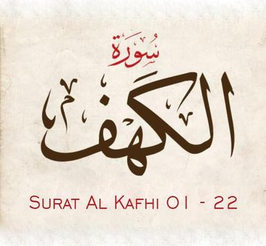 Surat Al Kahfi Arab dan Artinya apk screenshot