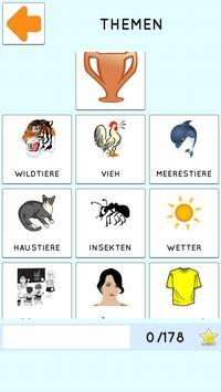 Deutsch -Spiel fur Kinder screenshot 1